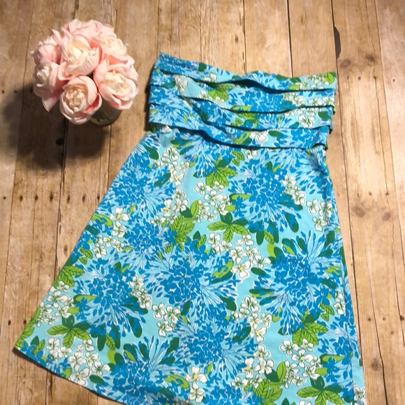 0c552862878 Lilly Pulitzer Dresses   Skirts - Lilly Pulitzer Petula Strapless Dress